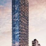 Mixed-use 55-storey tower