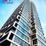 Mega mixed commercial-residential project